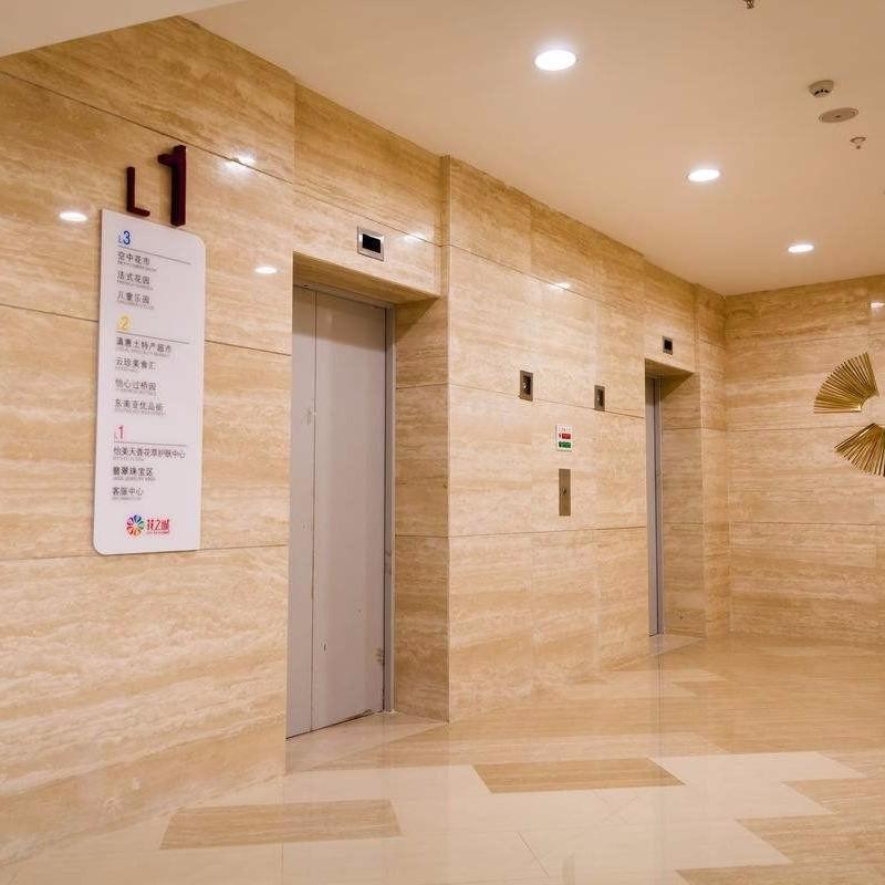 观光电梯曳引式乘客电梯